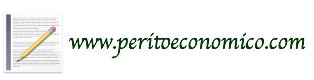 Perito Económico y Perito Economista Logo