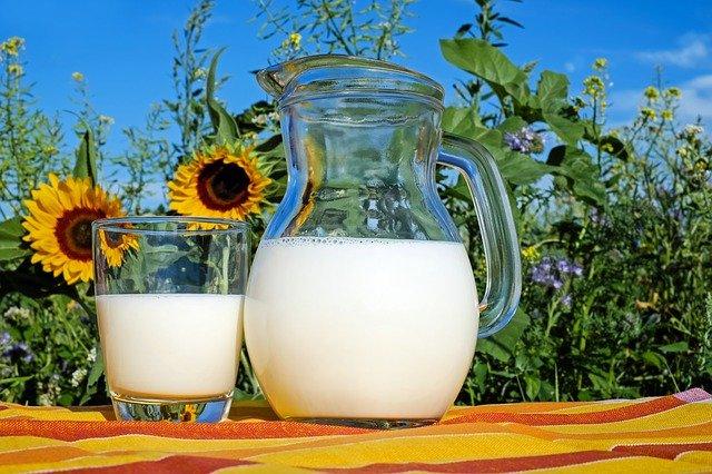 Perito economista cartel industria láctea